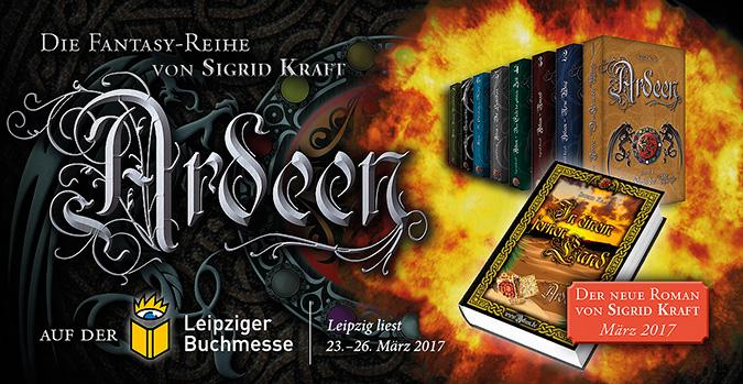 Ardeen auf der Leipziger Buchmesse